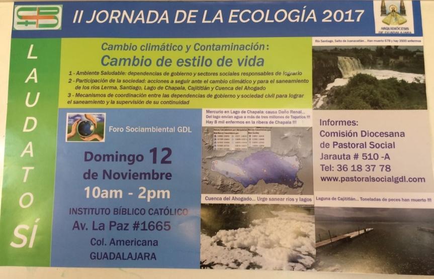 Jornada de Ecología 2017