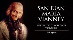JuanMariaVianney-4Agosto