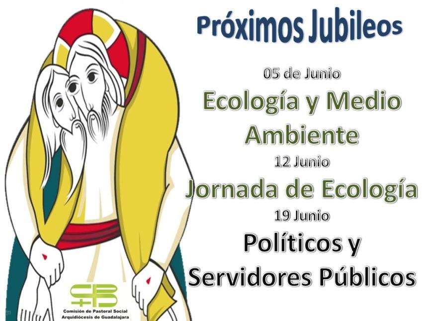 Jubileos Junio