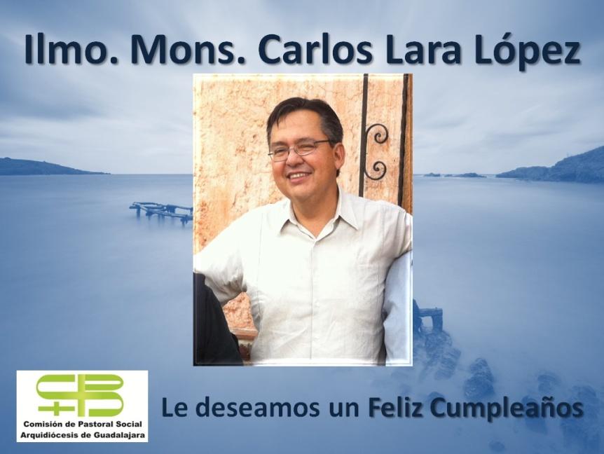 Felicitación Pbro. Carlos