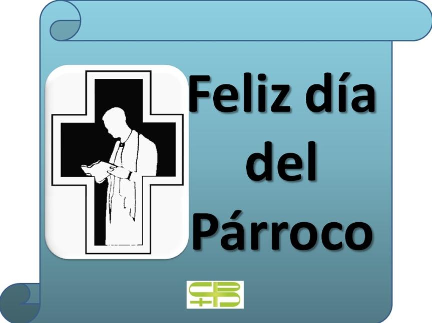 Felicitaciones Párroco