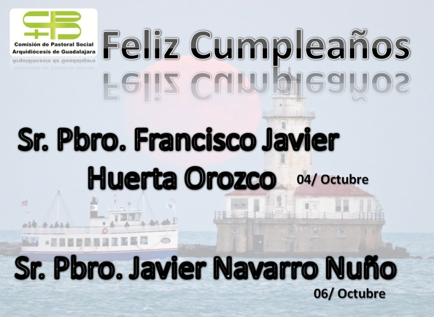 Felicitaciones Pbros. Oct