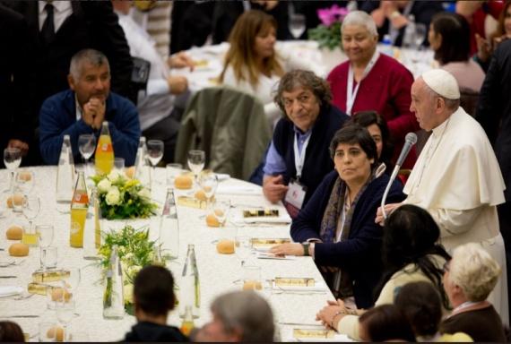 Jornada por los Pobres (Vaticano)1