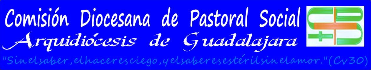 Comisión Diocesana de Pastoral Social Guadalajara